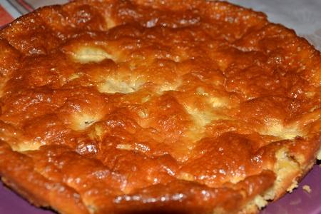 gâteau-aux-pommes-light